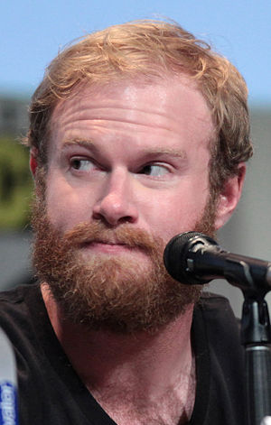 Henry Zebrowski - Zebrowski at the 2015 San Diego Comic-Con International