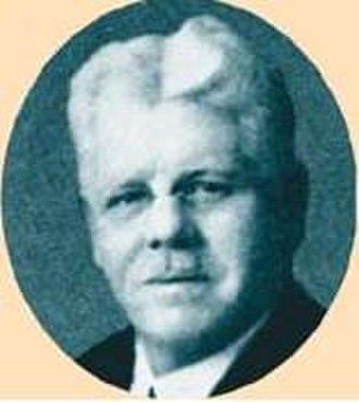 Herbert Baker (politician) - Image: Herbert Baker
