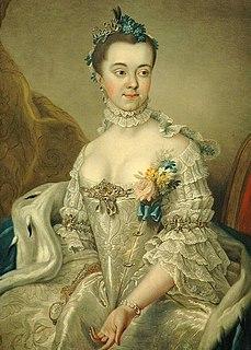 Princess Charlotte Amalie Wilhelmine of Schleswig-Holstein-Sonderburg-Plön Princess of (Schleswig-)Holstein-Sonderburg-Augustenburg