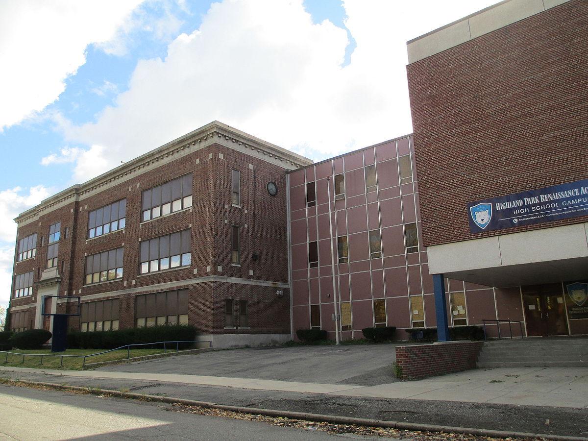 Highland Park Schools - Wikipedia