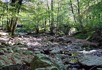 Hill (stream) - Image: Hill Soor
