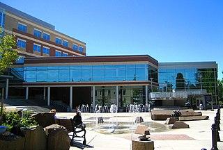 Hillsboro Civic Center city hall
