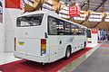 Hino Melpha (Y291 RR7JJC-4002) on display at the 2013 Australian Bus & Coach Show (1).jpg