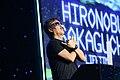 Hironobu Sakaguchi at the Game Developers Choice Awards in March 2015 (16102149203).jpg
