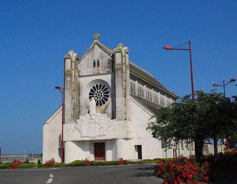 Église Sainte-Thérèse-de-l'Enfant-Jésus de Hirson