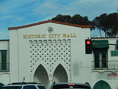 Historic City Hall, San Clemente, CA DSCN0042.JPG