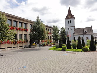 Hœnheim - Image: Hoenheim 09