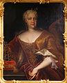 Hofmobiliendepot - Porträt von Königin Elisabeth Christine, 1720.jpg