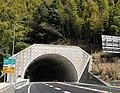 Hokusatsu tunnel from Kirara Interchange.jpg