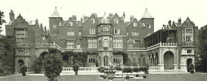 Holland House - Holland House in 1896