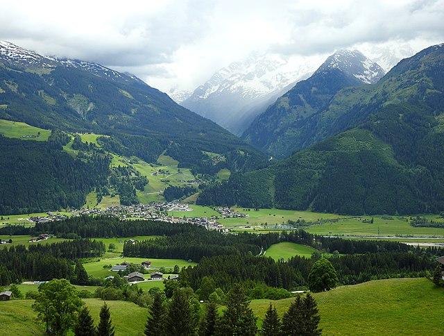 Hollersbach im Pinzgau