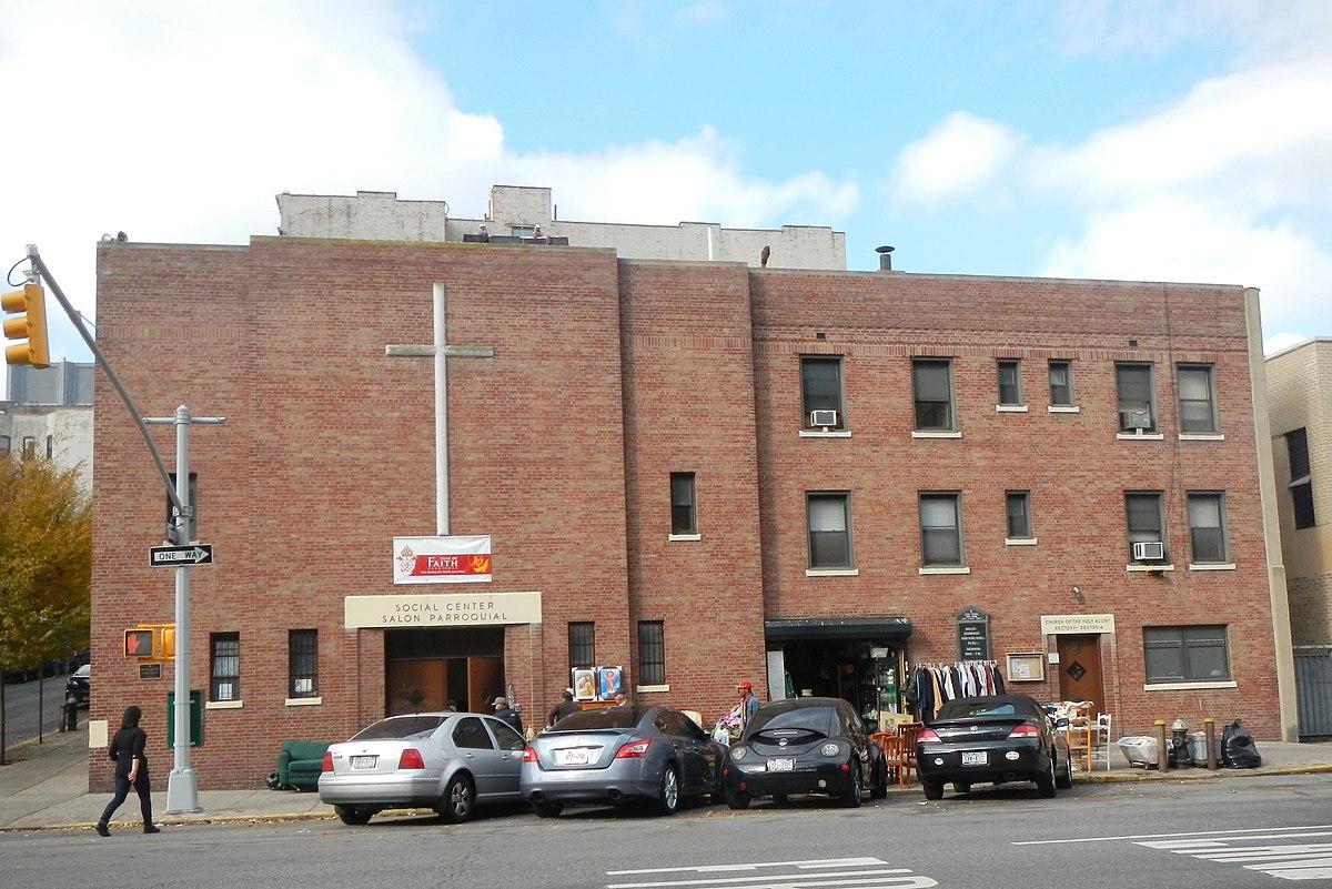Church of the Holy Agony (New York City) - Wikipedia