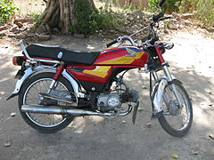 Honda Motorcycle Pakistan