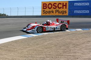 Lola B05/40 - The Horag Racing B05/40.