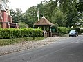 Hordle, lych gate - geograph.org.uk - 1476311.jpg