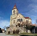Hosín, Church of Saints Peter and Paul (01).jpg