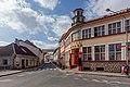 Hotel Sázava, Ledeč nad Sázavou 2019 01.jpg