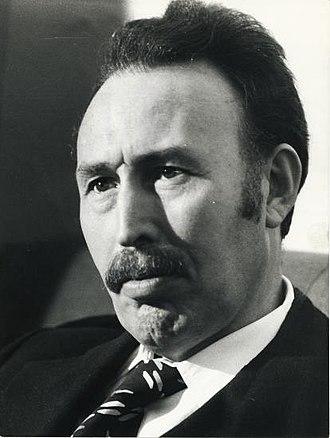 Houari Boumédiène - Image: Houari Boumediene's Portrait