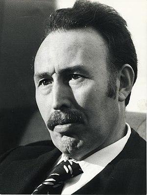 Houari Boumediene's Portrait