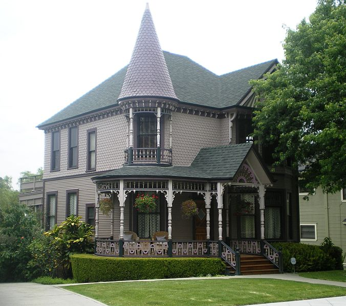 File:House at 1344 Carroll Ave., Los Angeles.JPG
