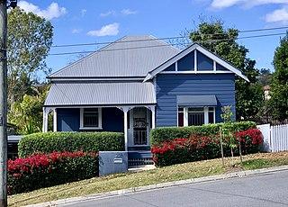 Red Hill, Queensland Suburb of Brisbane, Queensland, Australia