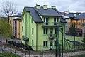 House in green Mickiewicza Sanok.jpg