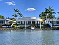 Houses in Sanctuary Cove seen from Coomera River, Queensland 18.jpg