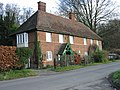 Houses on Bourne Park Road - geograph.org.uk - 644276.jpg