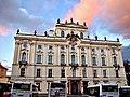 Hradčanské náměstí Arcibiskupský palác 1.jpg