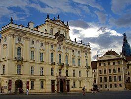 Arcibiskupský palác v Praze