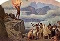 Hugo Vogel - Prometheus bringt den Menschen das Feuer, 1910.jpg