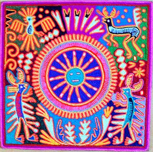 Prohibition of drugs - Huichol religion worshiped the god of Peyote, a drug.