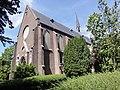 Huissen (Lingewaard) kapel Dominicanenklooster, van opzij.JPG