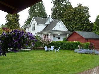 Woodland, Washington - Hulda Klager Lilac Gardens