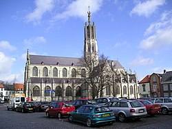 The basilica of Hulst