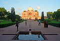 Humayuns Tomb as you enter.JPG