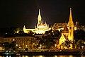 Hungary-02101 - Fisherman's Bastion and Buda Calvinist Church (32135780140).jpg