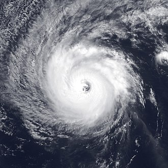 1998 Pacific hurricane season - Image: Hurricane Darby Jul 26 1998 1830Z
