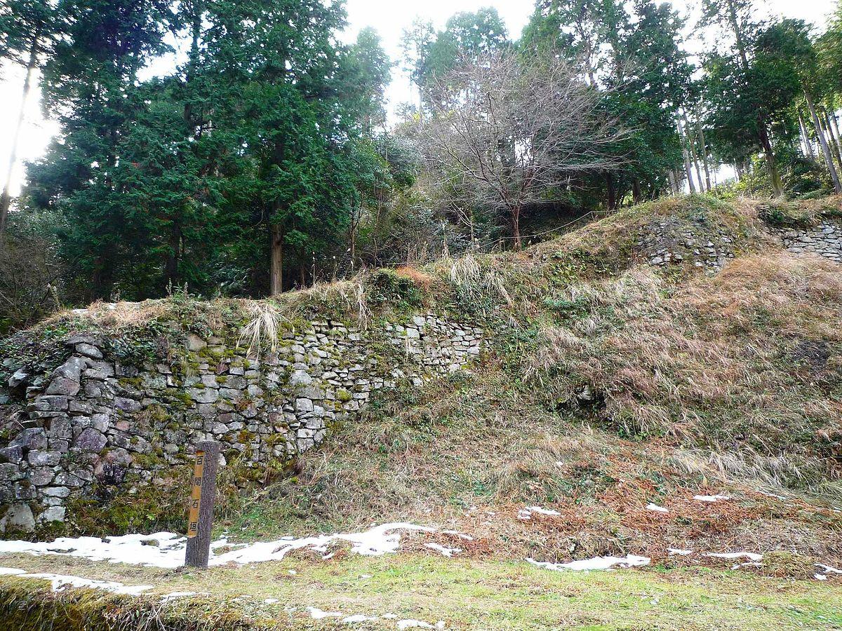 Ōno Castle Chikuzen Province Wikipedia