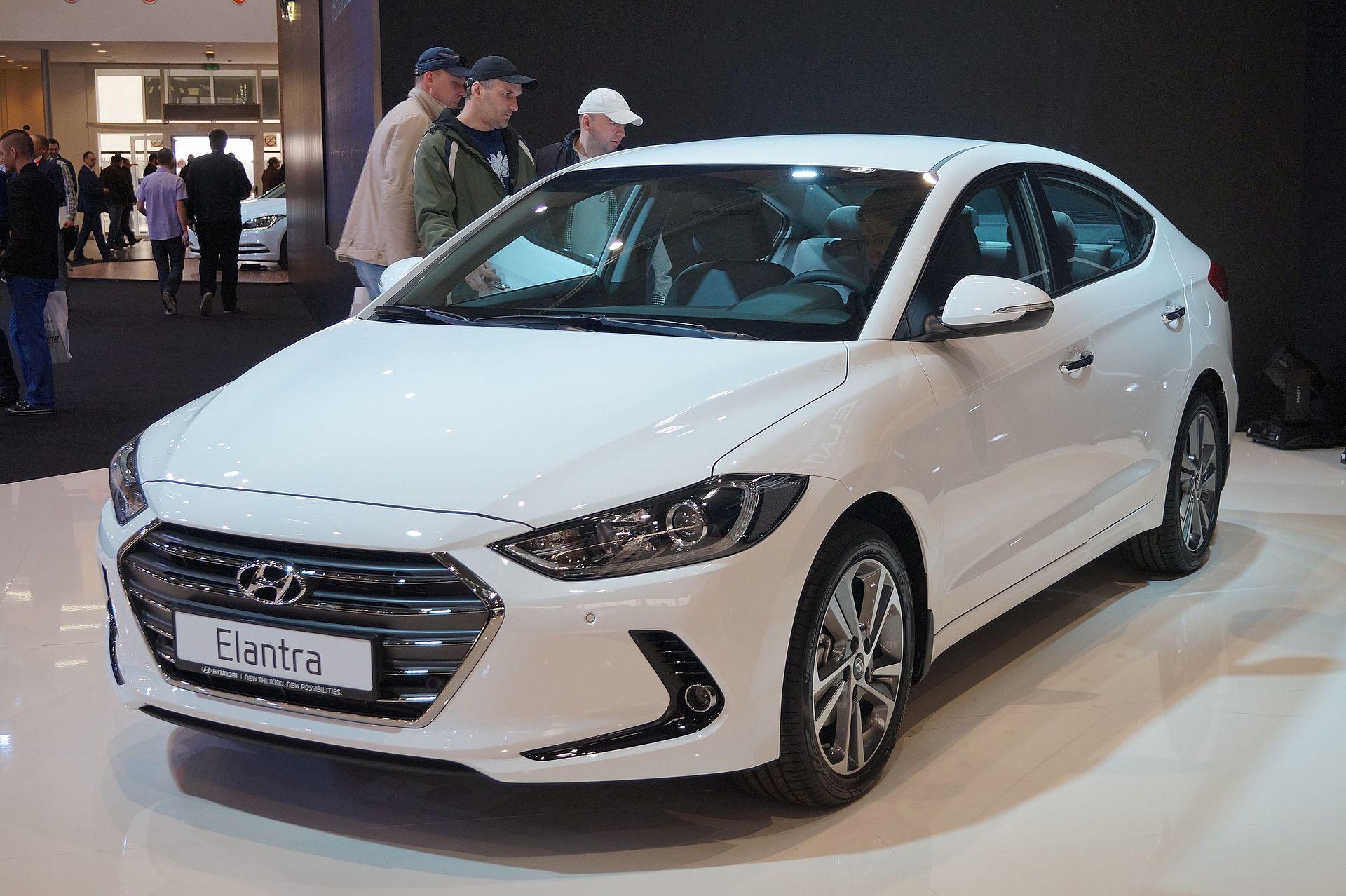 Hyundai Elantra Wikipedia La Enciclopedia Libre