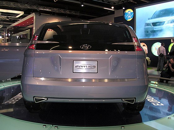 Hyundai Portico Wikiwand