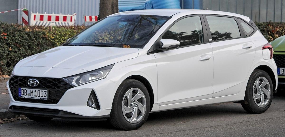 Hyundai I20 Wikipedia