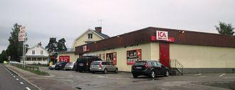 ICA Gruppen - ICA NÄRA local store in Sandviken