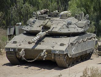 Merkava - Merkava Mk 4M, 2016