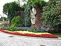 IMG 0466 - Graz - Statue at Uhrturm.JPG