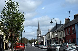 Claremorris - Image: IMG Claremorris 0475w
