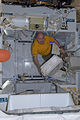 ISS-31 André Kuipers in the freshly opened SpaceX Dragon spacecraft.jpg
