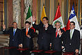 I Cumbre de la Alianza del Pacífico, Lima.jpg