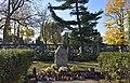 I WW military cemetery 386 - Podgorze ,memorial, Krakow, Poland.JPG