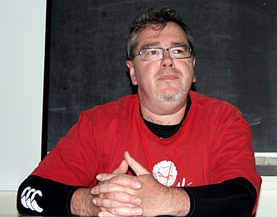 Picture of an author: Ian Mcdonald
